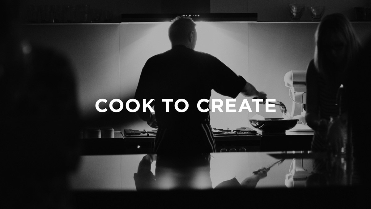 Cook To Create