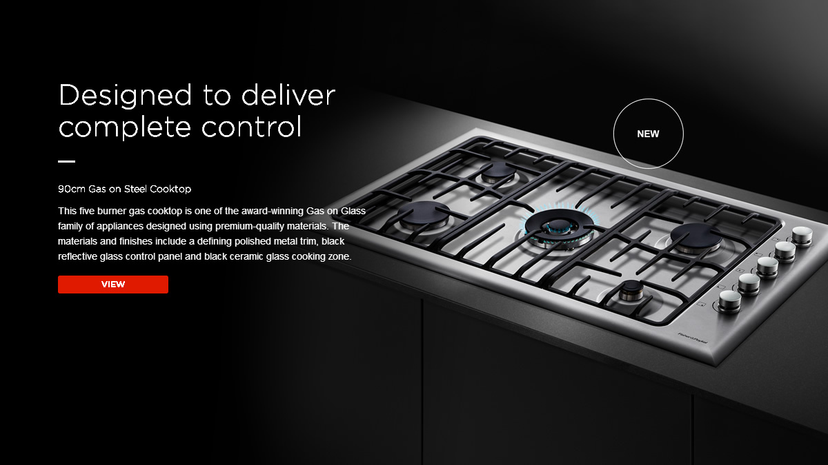 Designed To Deliver Complete Control