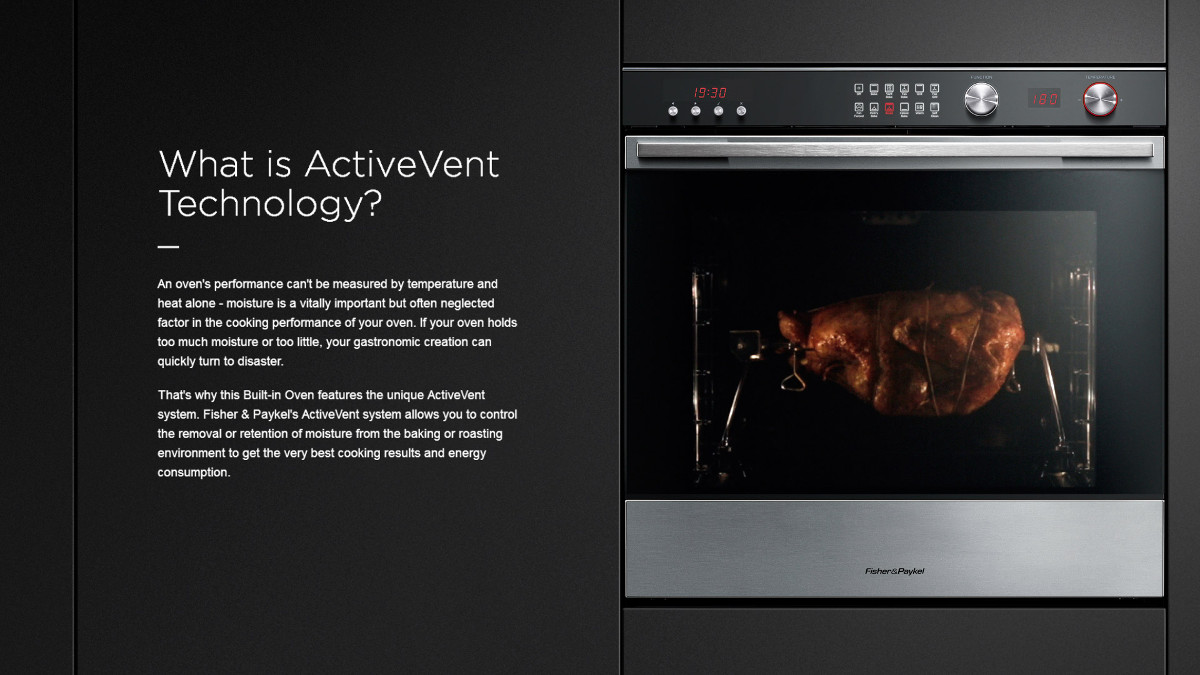 Oven Activevent