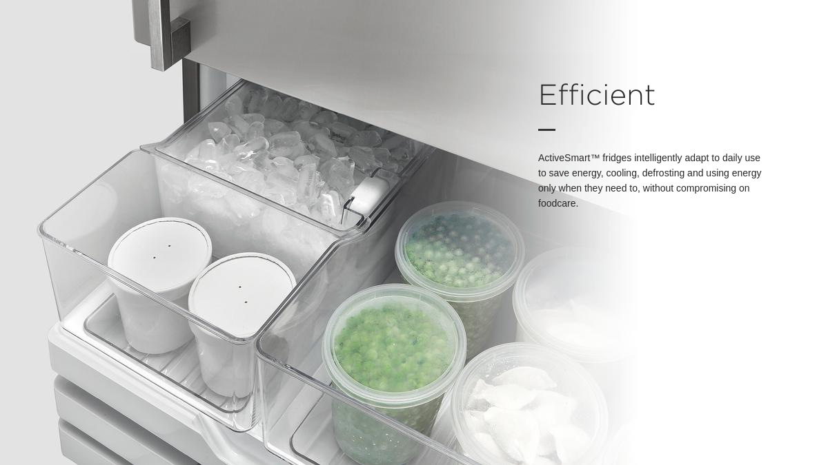 Fridge Rf Efficient