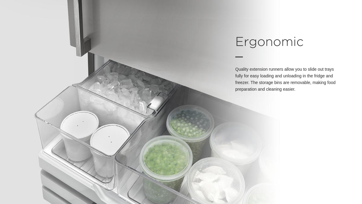 Fridge Rf Ergonomic