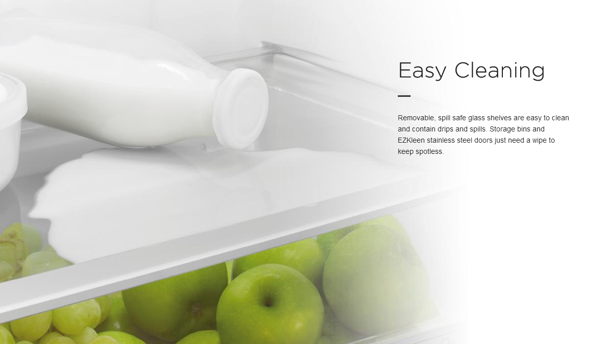 Fridge Easy Cleaning