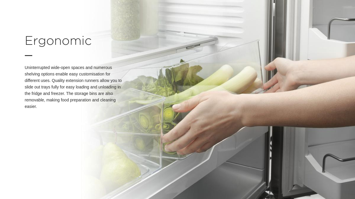 Fridge Rf610 Ergonomic