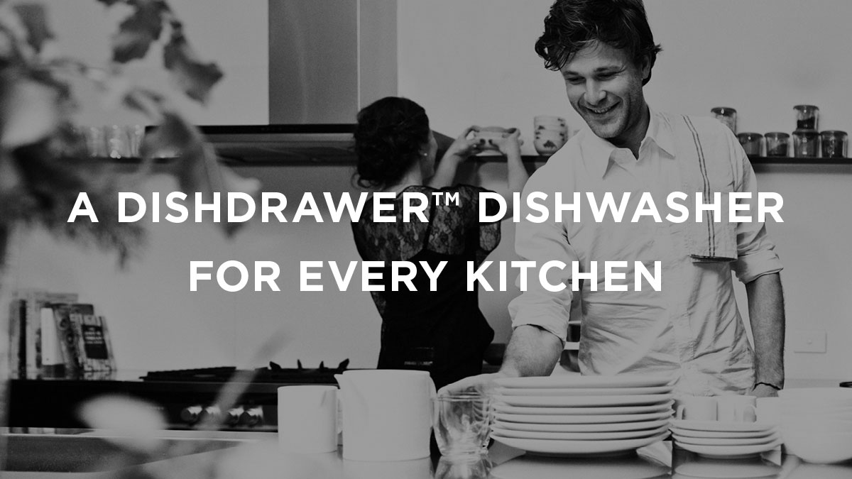 Dishdrawer Dishwasher For Every Kitchen