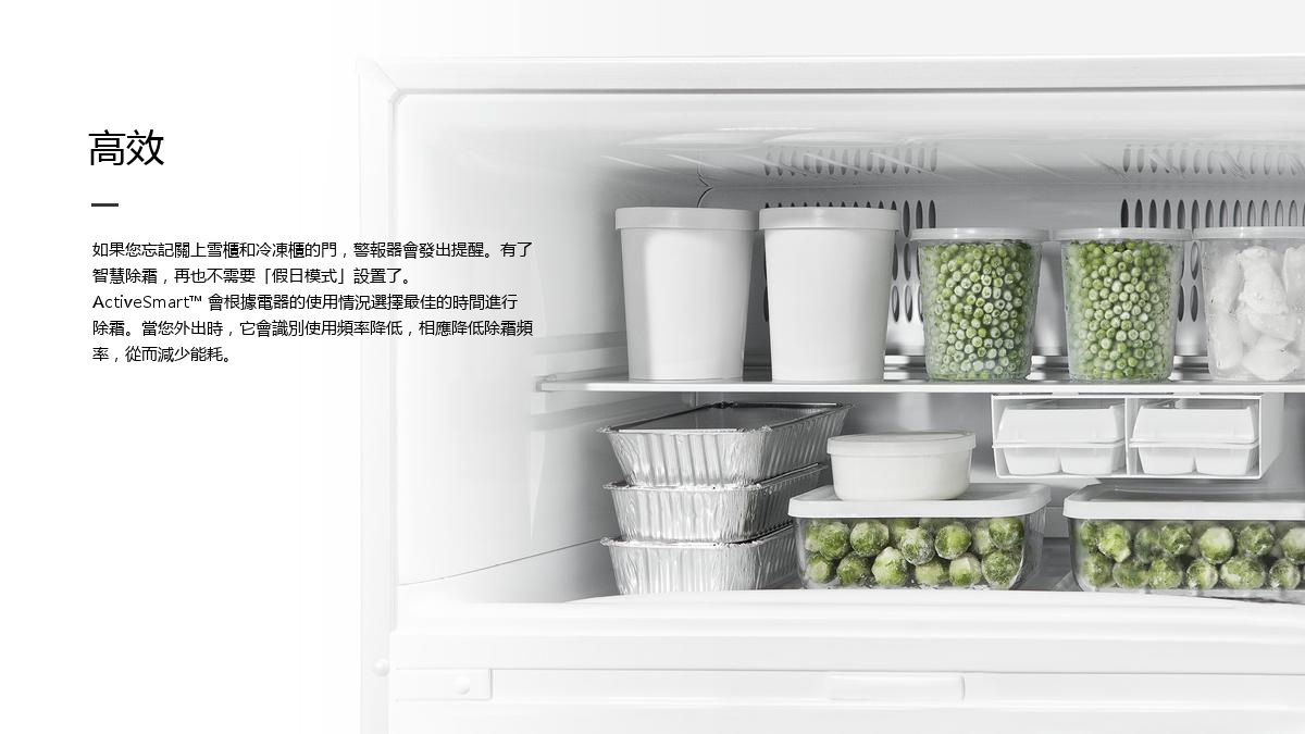 Fridge Topfreezer Efficient